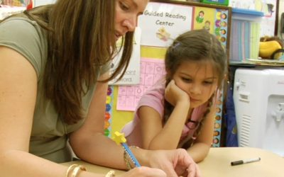 Support parents and guardians in giving feedback that moves learning forward
